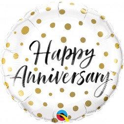 Standard Foil -Happy Anniversary