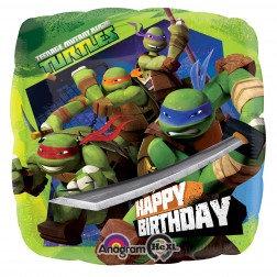 Foil Licensed -Ninja Turtles