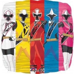Foil Licensed - Power Rangers