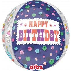 Orbz - Cake Birthday
