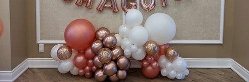 Balloon Garland- To Hang on Wall