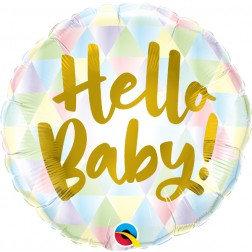 Standard Foil - Hello Baby