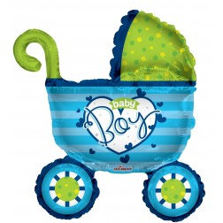 Super Shape -Baby boy Stroller