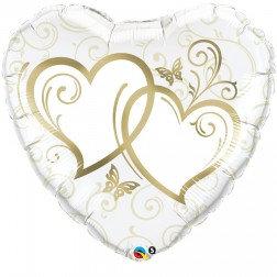 Super Shape - Golden Hearts