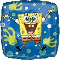 Foil Licensed - Sponge Bob
