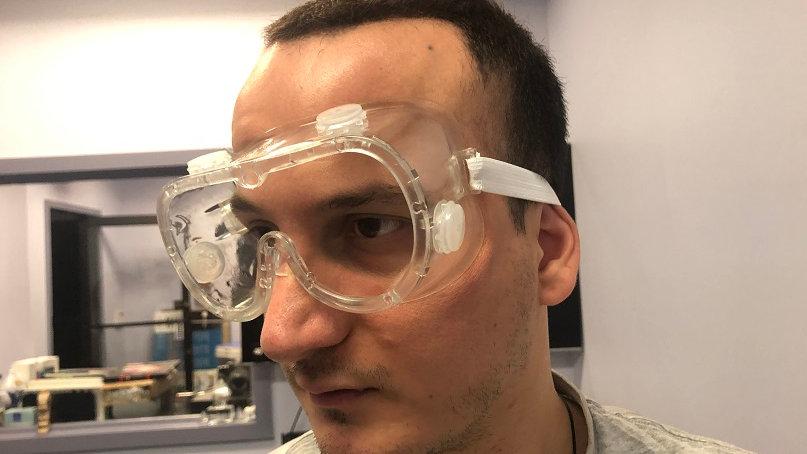 10XFog Free Goggle