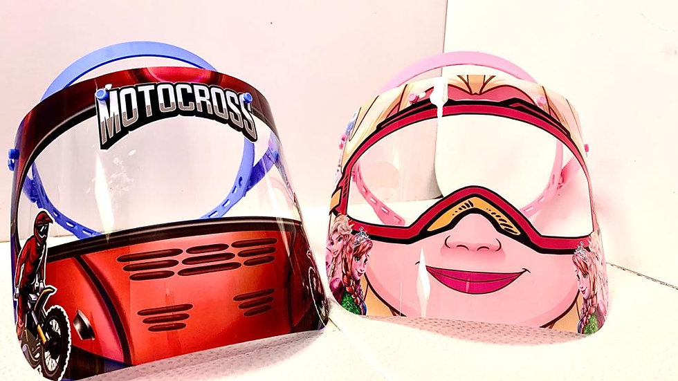 Face Shield For Child