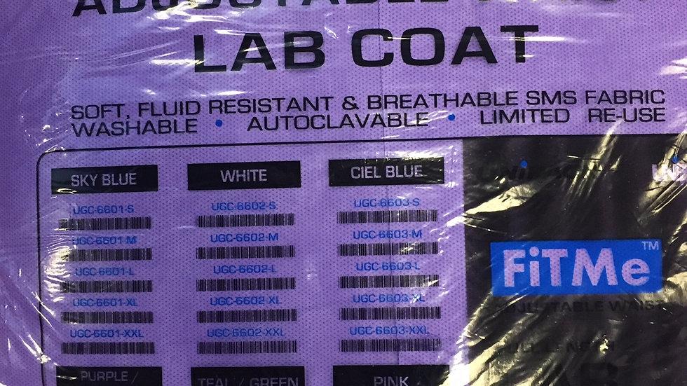 FiTme Lab Coat - Purple - X-Large