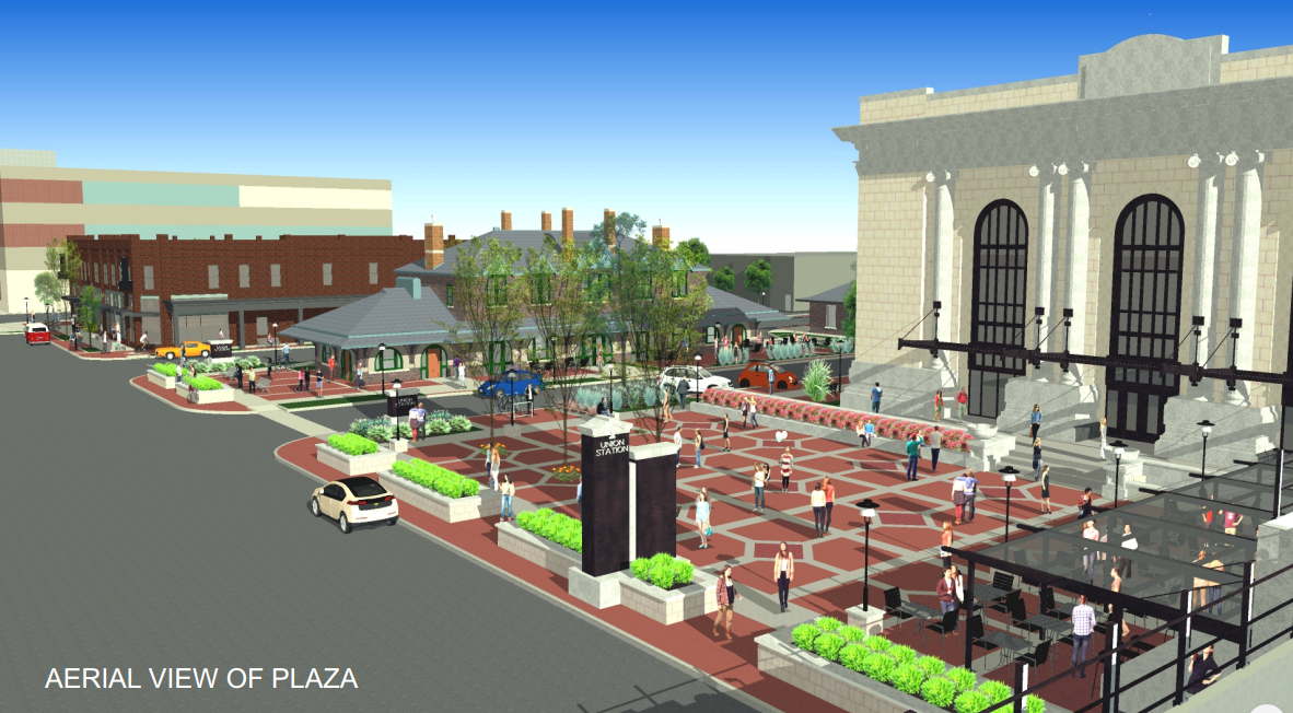 Union Station Plaza