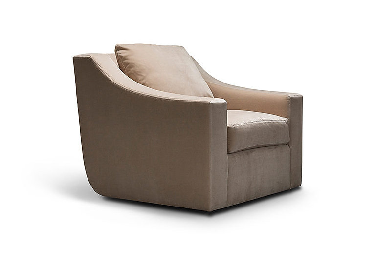 Clarence Swivel Club Chair