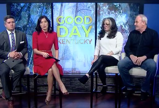 Dogwood Home Furnishings visits Good Day Kentucky