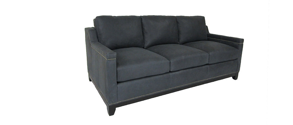 Tribecca Leather Sofa