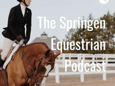 Springen Eq Podcast: Equestrian Entrepreneurship