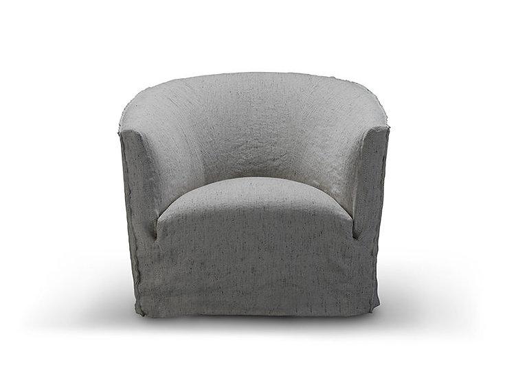 Klara Swivel Club Chair