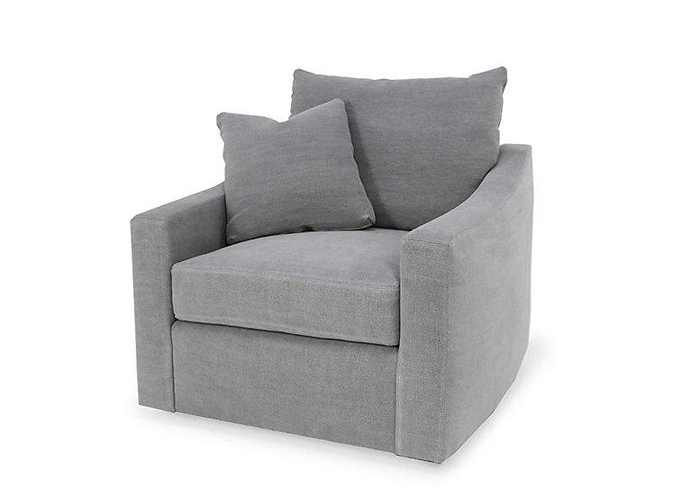 Duke Swivel Club Chair