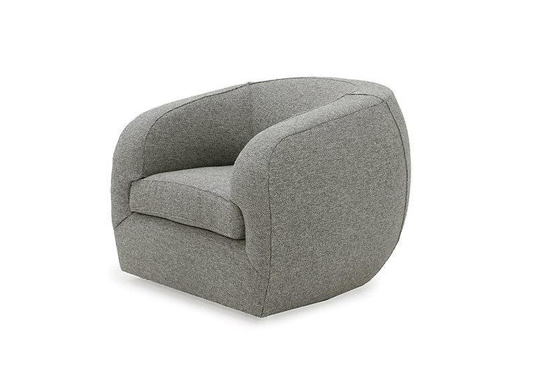 Bruce Swivel Club Chair