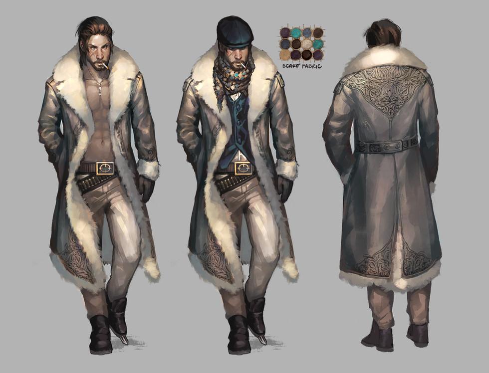 Rogue Company: Spy