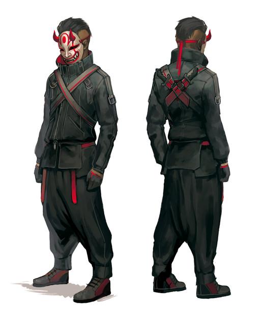 Rogue Company: Martial Artist