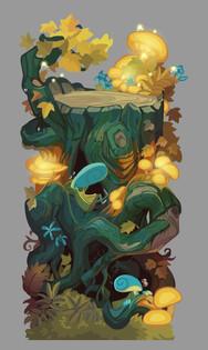 Rayman Podium Concept