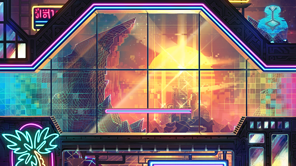 Brawlhalla: Synthwave Game Mode