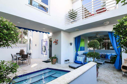 Pool Real Estate Photography