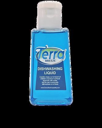 Terra Breeze Liquid Dish Soap 1.6oz (144 units/ case)