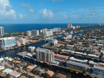 Ft. Lauderdale Aerial Photography