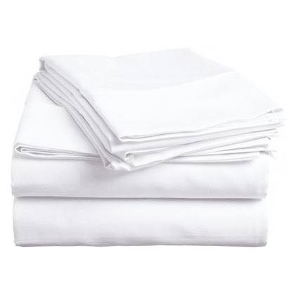 Twin Flat Sheets (12 units/case)