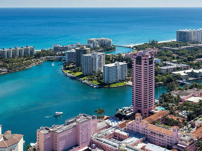 Miami Real Estate Aerial Photography Cov