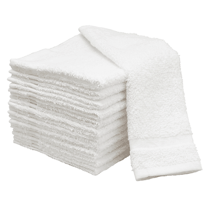 "Wash Cloth (12 units/case) - 13""x13"""