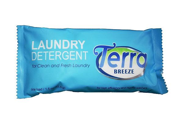 Terra Breeze Laundry Detergent Packet (150 units/case)