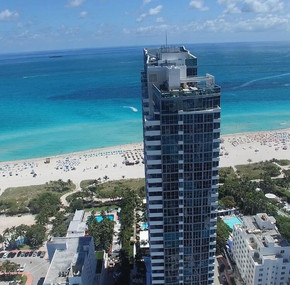 Miami Beach Aerial Photography