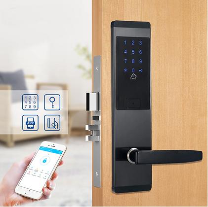 Smartlock with Door Knob