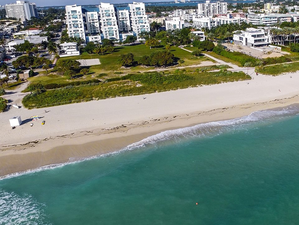 Aerial Beach Photography