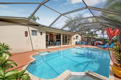 Boca Raton Pool Real Estate Photography