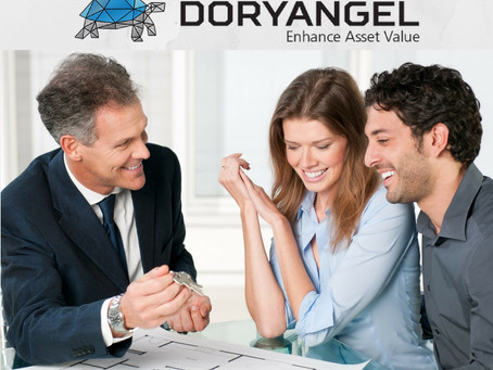Whether you own 2 rental properties or 200, DoryAngel can manage them for you, stress-free, for a ve