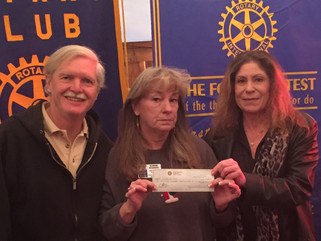 Rotary of San Lorenzo Valley supports BECA