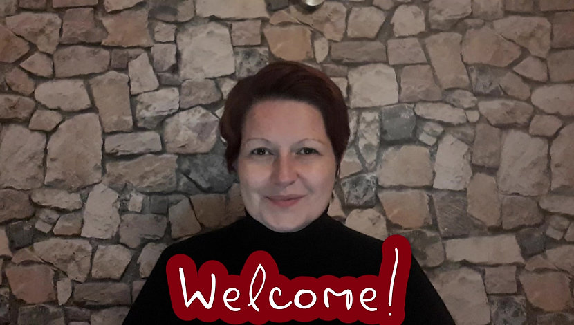Welcome to my virtual classroom!