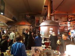 Flohmarkt in alter Brauerei