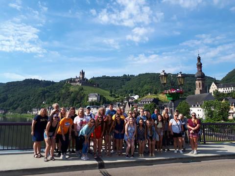 Reichsburg Cochem an der Mosel
