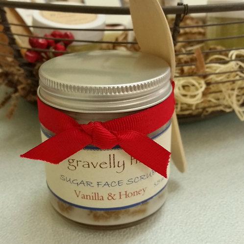Vanilla Honey Sugar Scrub  5.25 fl. oz