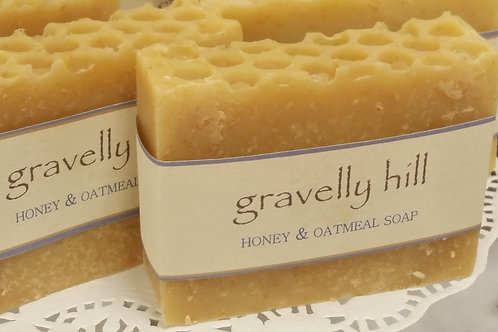 Handcrafted, Cold Process Soaps