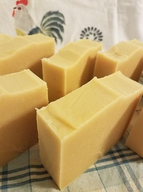 """Goats Milk Soap - """"Sweet Earth"""""""
