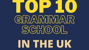 最好的 10 間英國文法學校 Grammar School