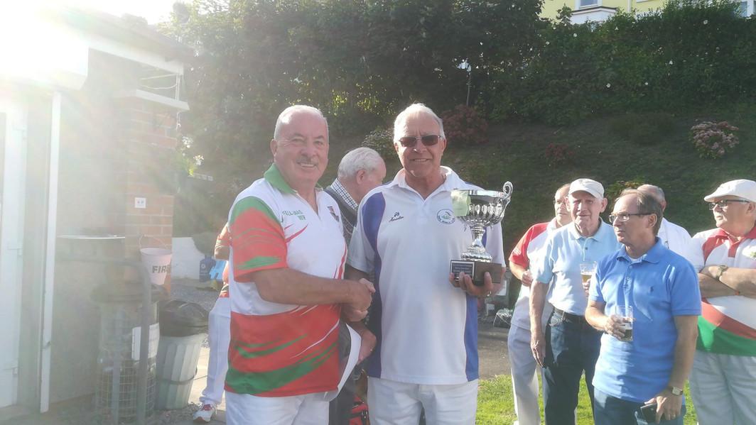 Ern Walters Cup Winners