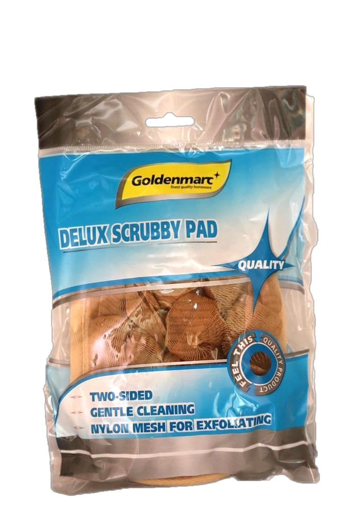 Delux Scrubby Pad