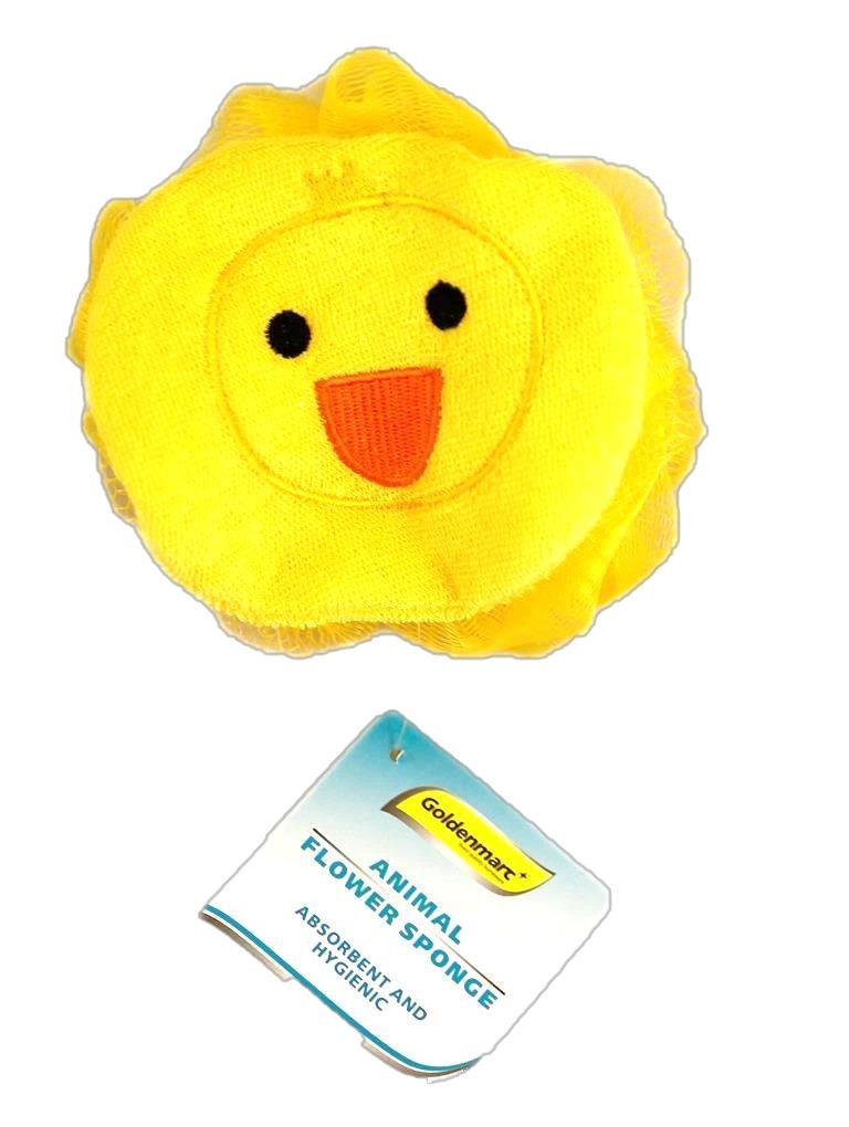 Animal Flower Sponge