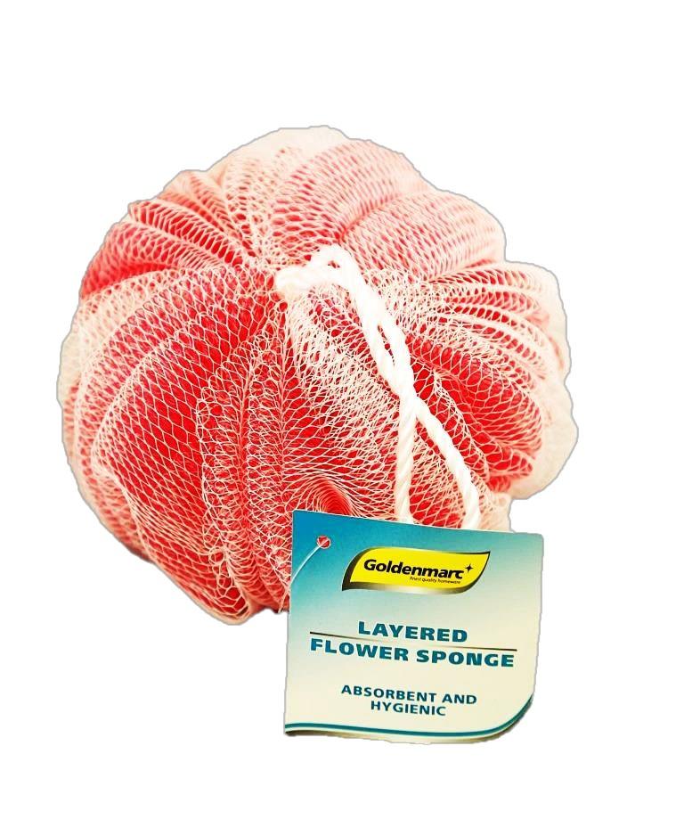 Layerd Flower Sponge