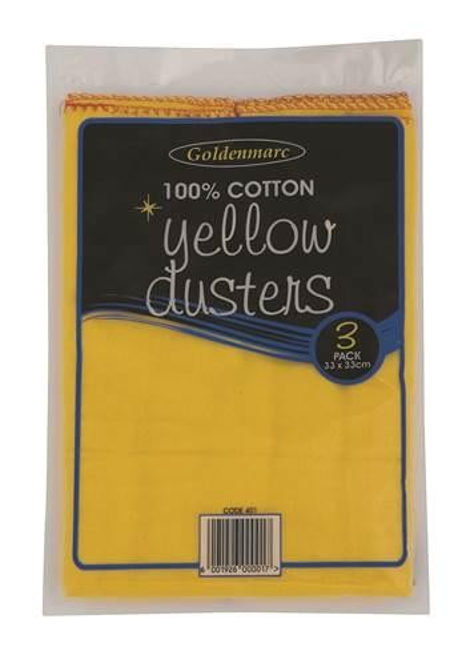 Duster Yellow
