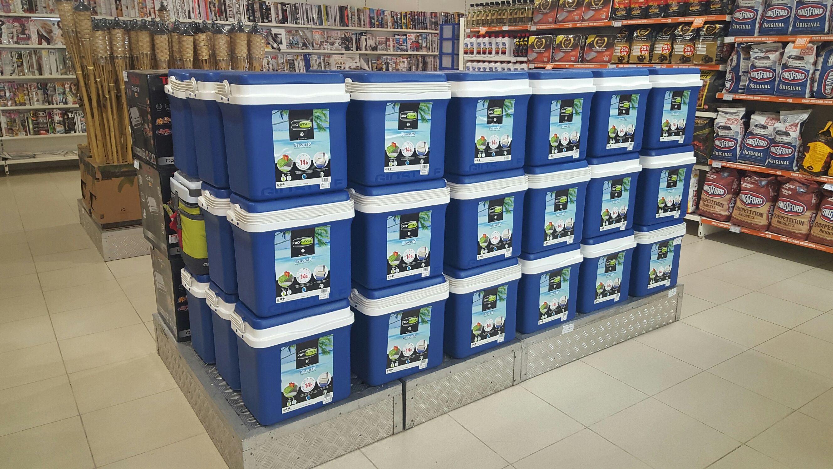 Giostyle Cooler Boxes